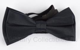 KL en KLU Luchtmacht  vlinderdas strik overhemd zwart - AT en GLT - nieuw in verpakking - origineel