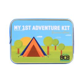 My First Adventure Tin je eerste survival avonturen - met inhoud - cadeau tip!