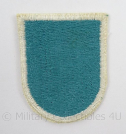 US Army Special Forces baret insigne SFGA flash patch - afmeting 4,5 x 6 cm - origineel