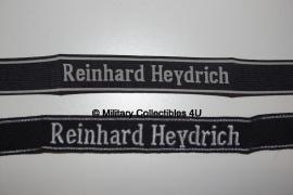 SS cufftitle Reinhard Heydrich - SS Gebirgsjäger Regiment 11
