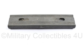 Naoorlogse Duitse clip - 6 x 1,5 cm - origineel
