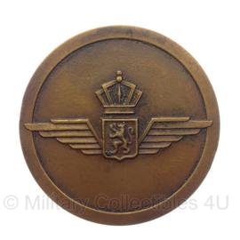 Belgische luchtmachtdagen 1952 penning - 5 x 5 cm - origineel