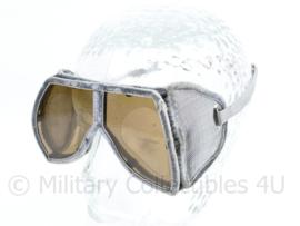 Korps mariniers snow goggles bril voor winter missies - origineel