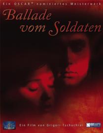 DVD Ballade vom Soldaten - licht gebruikt - origineel