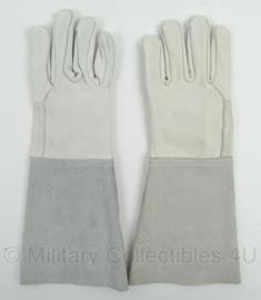BW Bundeswehr lange werkhandschoenen - ongedragen - maat 6 = small - origineel