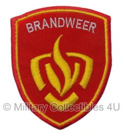 Nederlands Brandweer embleem brandweer logo  - huidig model - nieuw gemaakt