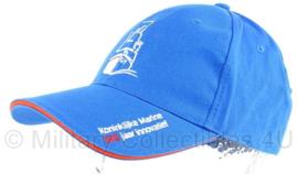 KM Marine baseball cap - 525 jaar innovatief - verstelbaar in maat - origineel