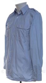 KM Koninklijke Marine overhemd - lange mouw - 1968 - maat 37/14 1/2 - origineel