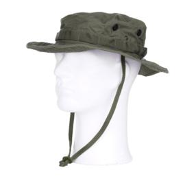 Boonie hat / Bush hat Ripstop - Ranger Green
