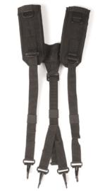 US Army model draagstel LC2 Nylon - nieuw gemaakt - zwart
