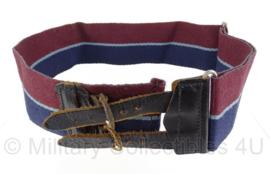 Britse dress koppel stable belt -  maat 95cm.  -  origineel