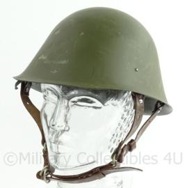 Nederlands model M27/34 mobilisatie helm  - origineel naoorlogs