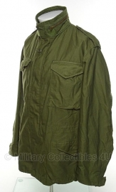 "US M65 OD groene Parka 1976 ""Coat, Cold Weather"" - Small Regular MET VOERING -  origineel"