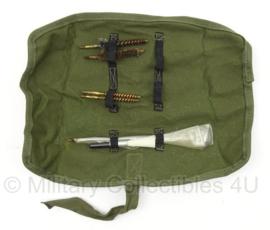 KL Nederlandse leger pistool schoonmaakset - compleet - origineel