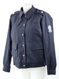 Korps Rijkspolitie Dames jack donkerblauw - Adspirant - maat 42 - origineel