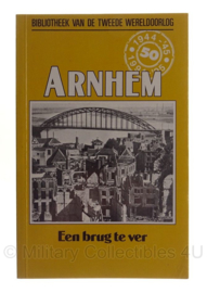 """Boekje  """"Arnhem een brug te ver"""""""
