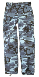 Tactical trouser BDU - Sky Blue Camo