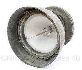 Defensie tentlamp lichtarmatuur MX 6773 - werkend - 23 x 24,5 x 26 cm - origineel