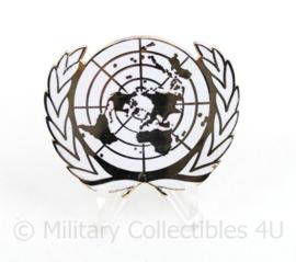 VN UN United Nations UNTSO baret insigne 2005-2006 - 5,5 x 5 cm - origineel