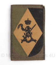 KL Koninklijke Landmacht GVT arm eenheid embleem  Geneeskundig Commando Krijgsmacht - zeldzaam - 8 x 5 cm - origineel