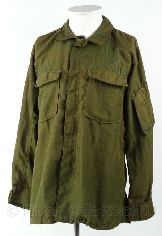 USAF pilot summer uniform jacket - zonder insignes - maat L - origineel