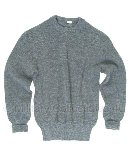 Wollen trui - grijs - maat Small of Medium - origineel