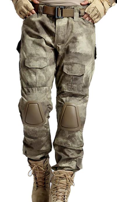 Tactical ATAC camo broek met kniebescherming - KL Nederlandse leger huidig model - NIEUW in verpakking - maat 32 - nieuw gemaakt