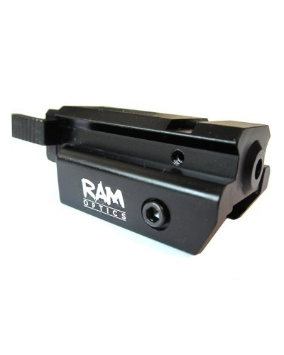 RAM TACTICAL RED LASER