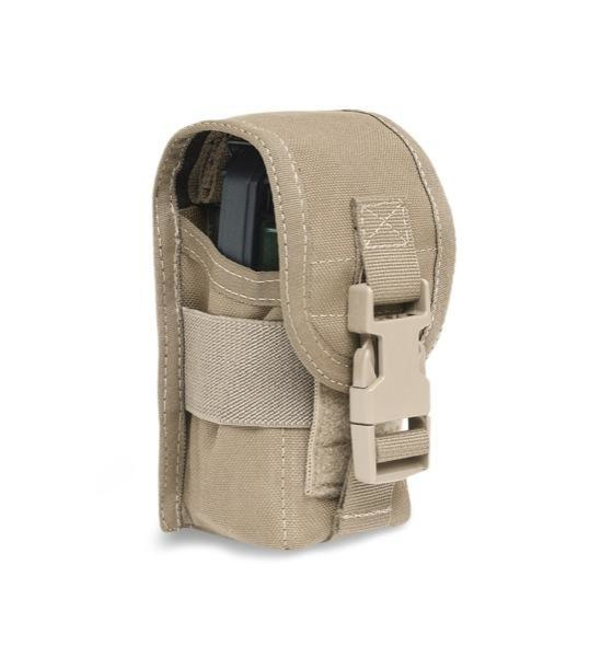 Warrior Assault Systems MOLLE Smoke Grenade Pouch Coyote Tan - Nieuw