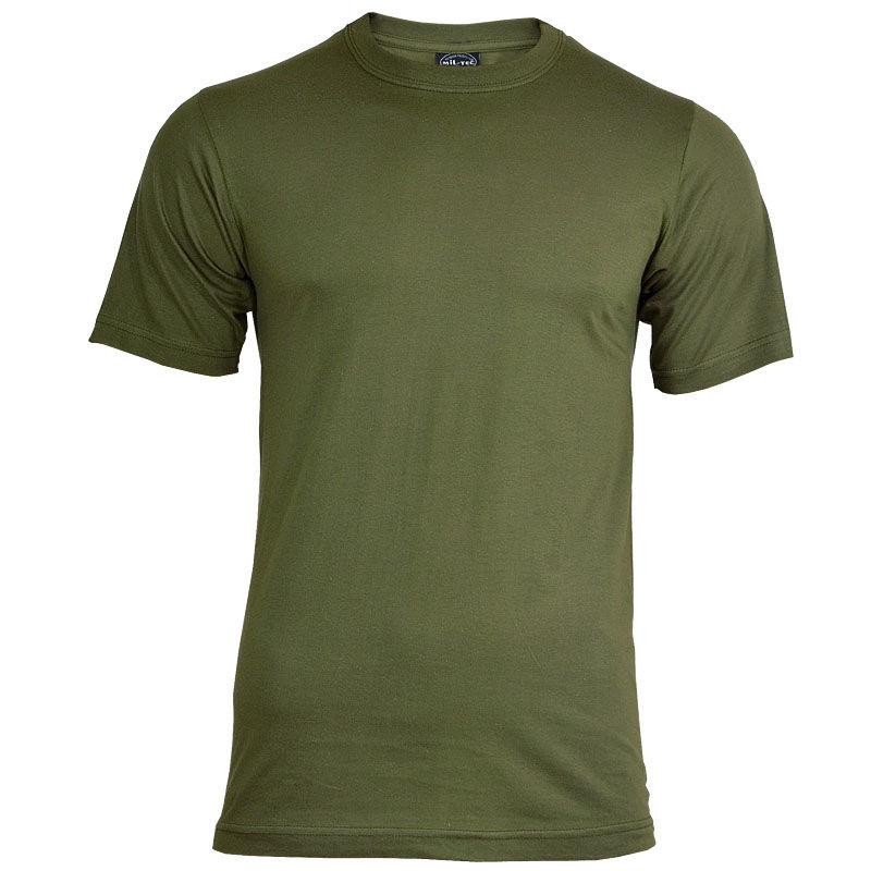 T shirt -US OD groen