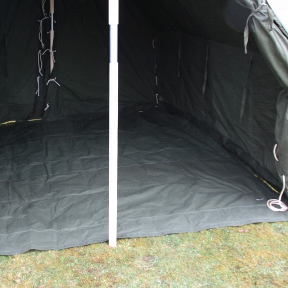 Grondzeil voor US Small Wall tent ground sheet Small Wall