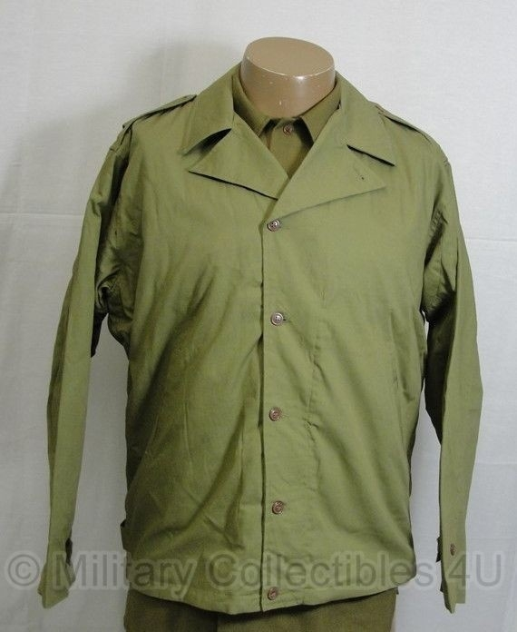 US Army Regulation Style Officers M41 Field jacket vroeg model - US size 48 = NL maat 58