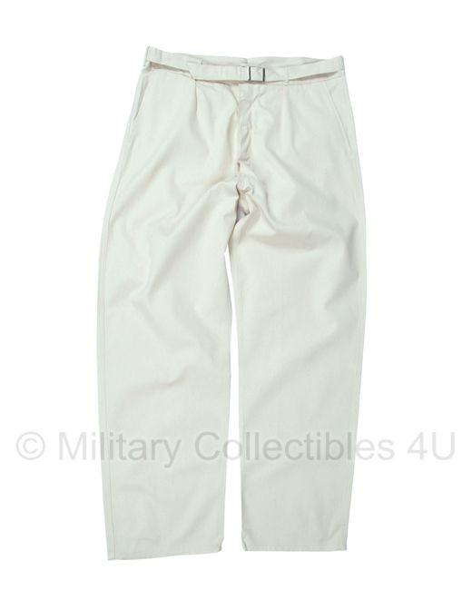 Marine broek spierwit Bundes Marine - origineel