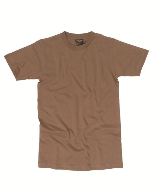 T shirt - Bruin - nieuw gemaakt