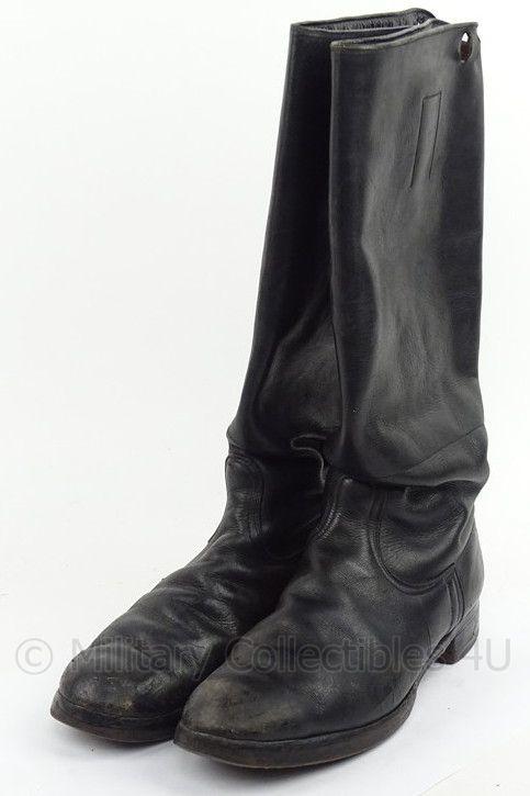 Tweedehands (Half) hoge laarzen Leer Cowboylaarzen op United