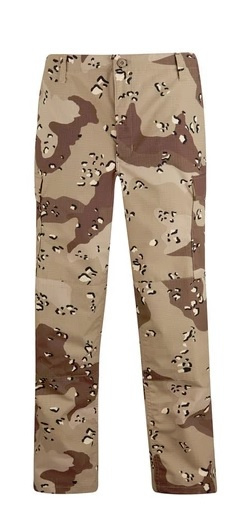 Propper Genuine Gear Tactical pants Desert camo US Army BDU trouser desert golfoorlog - maat Large Long -  nieuw