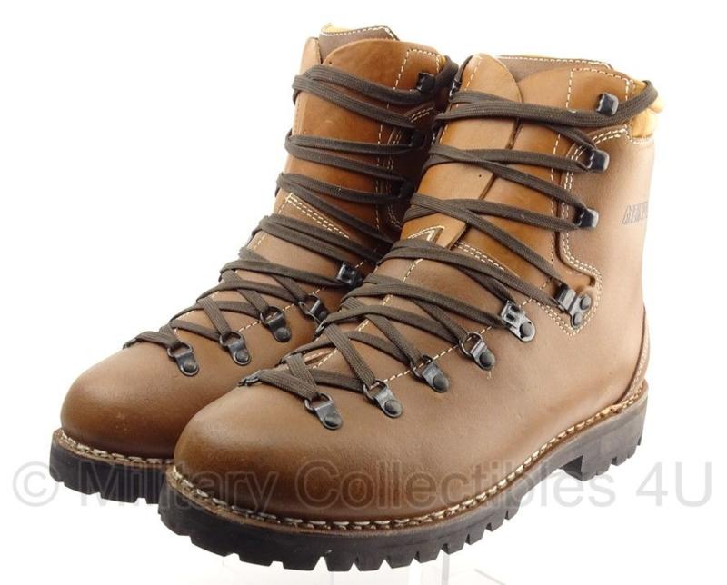 Korps Mariniers schoenen bergbeklim leder Meindl schoenen Super Perfect - nieuw - origineel - maat 43
