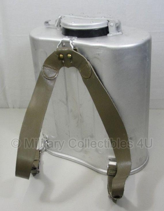 Water gamel & Voedsel gamel 15 liter alluminium - ongebruikt - origineel