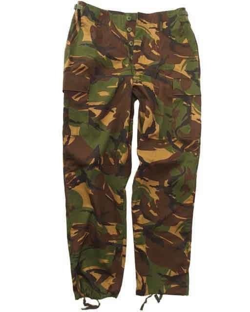 KL woodland broek ranger trouser BDU Woodland basis broek - nieuw gemaakt