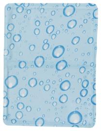 Koel mat 40 x 30 cm Watermotief