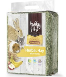 Hobby First Hope Farms Herbal Hay with Fruits 1 KG