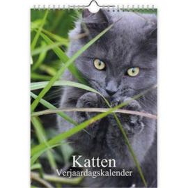 katten-foto-a4-verjaardagskalender