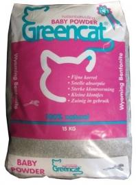 greencat babypoeder kattenbakvulling AFHALEN €16.95
