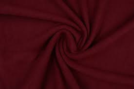 "Hangmat ""knaagdier"" fleece Bordeaux"