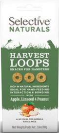 Selective Naturals Harvest Loops met Appel, Lijnzaad en Noten
