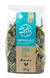 Bunny Nature Botanicals Mini Mix Kervelstelen / Malvebloesem 25 gr