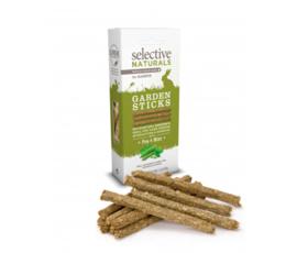 Selective Naturals Garden Sticks met erwt en pepermunt