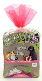 Herbal Hay Kamille & Rozenbottel 500 gram (roze)