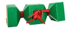 Happy Pet Kerstcracker