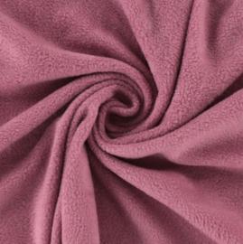 "Hangmat  ""knaagdier"" oud roze fleece"
